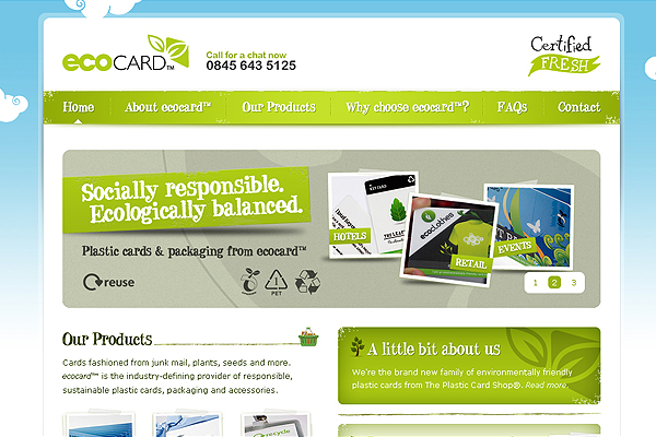 eco-card