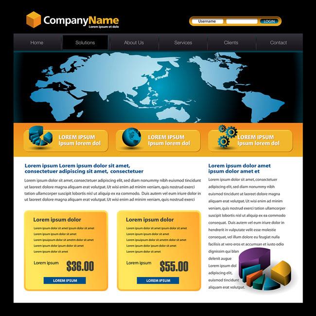 Web Template 2